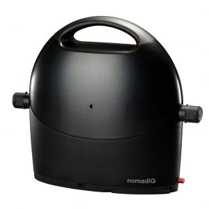 Nomadiq BBQ - The Ultimate Lightweight Portable Gas BBQ