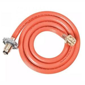 Companion POL to BOM High Pressure Gas Hose 150cm